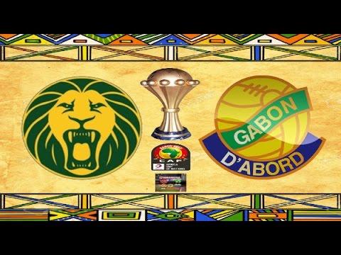 PS4 PES 2017 Gameplay Cameroun vs Gabon HD