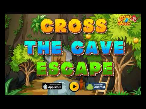 Cross The Cave Escape Walkthrough - Games2Jolly