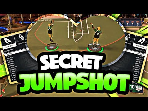 BEST CUSTOM JUMPSHOT FOR ANY BUILD HAS BEEN LEAKED! ONLY A FEW PEOPLE KNOW ABOUT IT! NBA 2K17 MyPARK