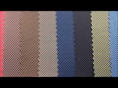 1680d pvc coated nylon fabric