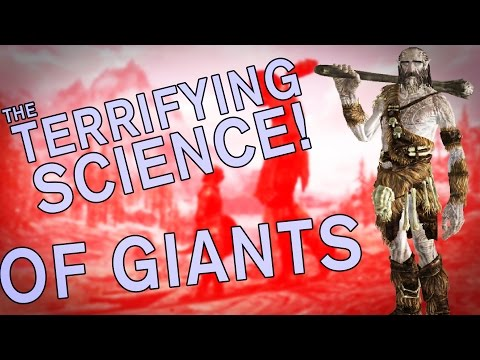The SCIENCE! Behind Skyrim's GIANT Catapult - Cмотреть видео онлайн с youtube, скачать бесплатно с ютуба