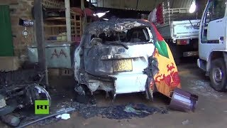 Disturbios contra la comunidad musulmana en Sri Lanka