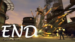 Crackdown 2 gameplay walkthrough 10-The remain are forgotten (ENDING)