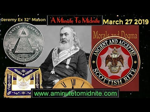 Ex 32° Scottish Rite Freemason Blows Whistle On Luciferian Masonry