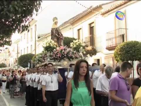 Santa Ana de Manilva 2012