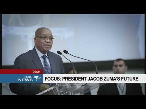 Focus: President Jacob Zuma's future