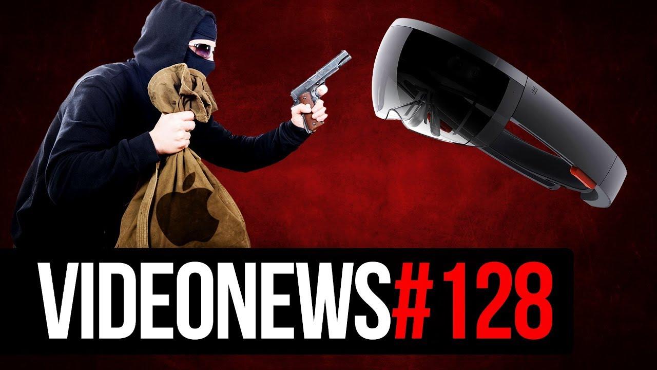 RozwaliłiPhoneX, MocarnyRazer,Klawiatura VR – VideoNews #128