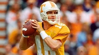 Peyton Manning at Tennessee: Simply the Best