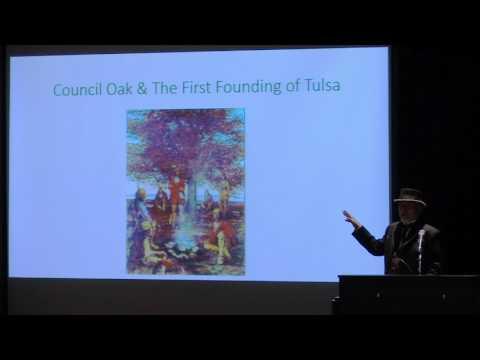 Gilcrease Forum – Tuckabache: Founding Citizen of Tulsa