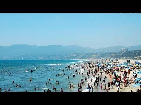 Visiting Santa Monica Beach | L.A. Travel