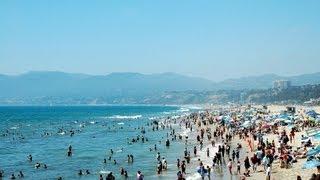 Visiting Santa Monica Beach | L.A. Travel