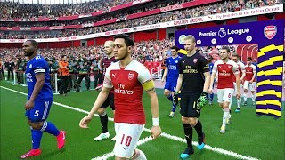 Leicester City vs Arsenal - Premier League 28 April 2019 Gameplay