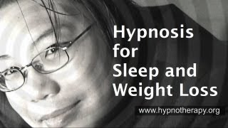 Hypnosis for sleep with Hypnotist Bernie  - Rapid Weight Loss (softly spoken ASMR) 2005