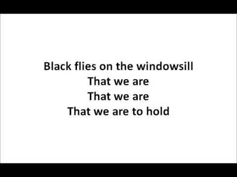 Awesome Ben Howard   Black Flies Lyrics