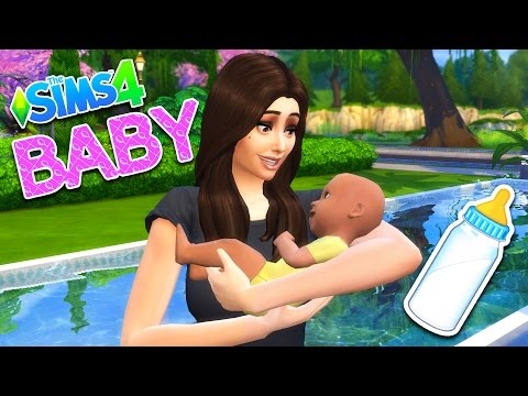 The Sims 4 - HAVING A BABY!! SIMS 4 Gameplay, Episode 11! (Sims 4 Gameplay)