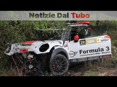 """Incidente Targa Florio rally """"due morti, gara annullata"""""""