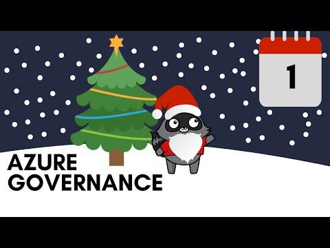 Day 1 - Azure Governance