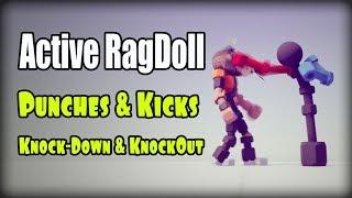Ragdoll Animation Unity