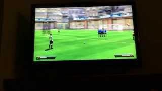 How to do rabona goal fifa 14 (xbox,ps)
