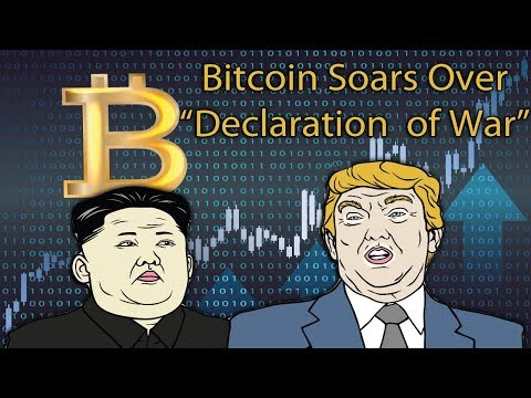 "Bitcoin Rebounds as North Korea Claims Trump ""Declared War"" - What to Do"