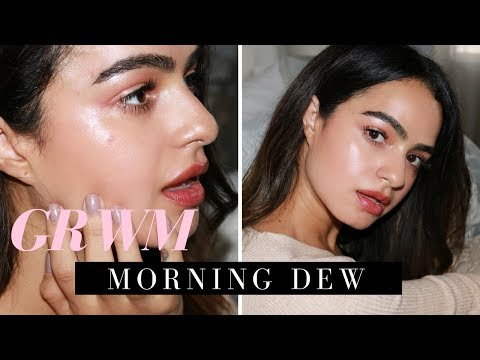MORNING DEW | GLOSSY SKIN MAKEUP