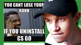 Kjasper Reagerer på CS:GO Memes ( ͡° ͜ʖ ͡°)