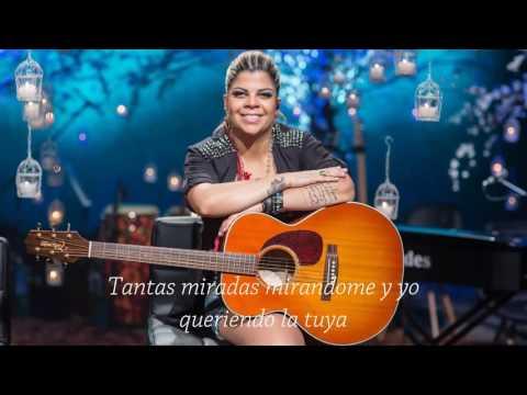 Paula Mattos - que sorte a nossa letra en español