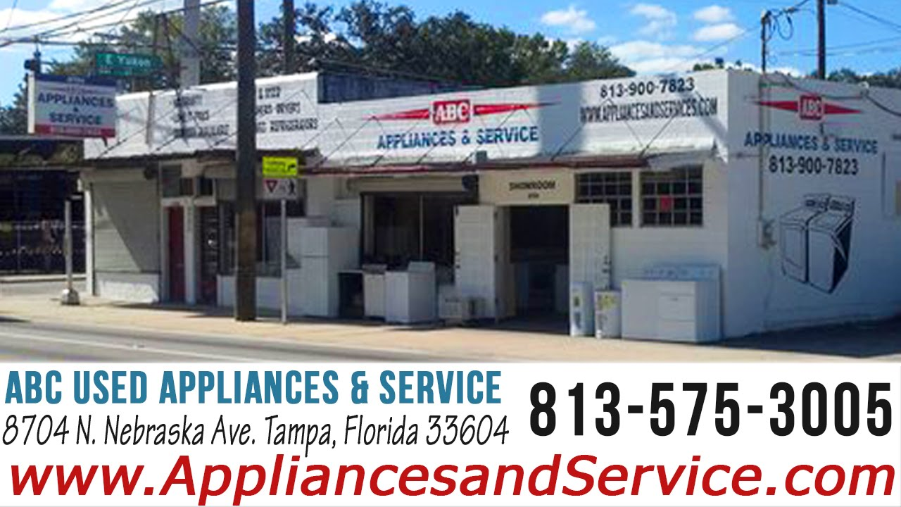 Used Appliances For Sale Tampa Fl 813 900 7823 Tampa Used