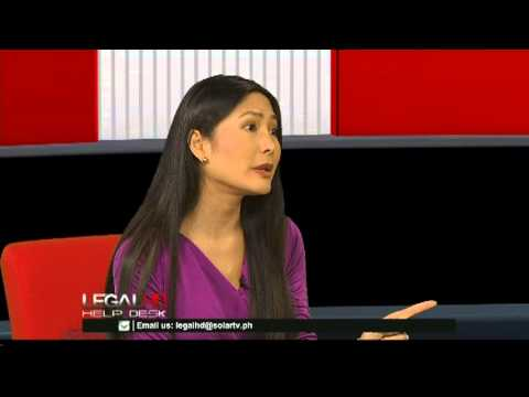 LEGAL HELP DESK EP12 - DOMESTIC VIOLENCE (IN RELATIONSHIPS)