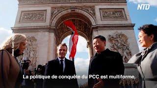 CDG: Liaisons dangereuses avec la Chine