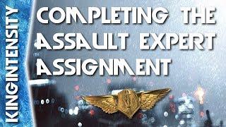 Tips for Completing the Assault Expert Assignment - Battlefield 4