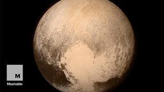 Images of Pluto: 1930 - 2015 | Mashable