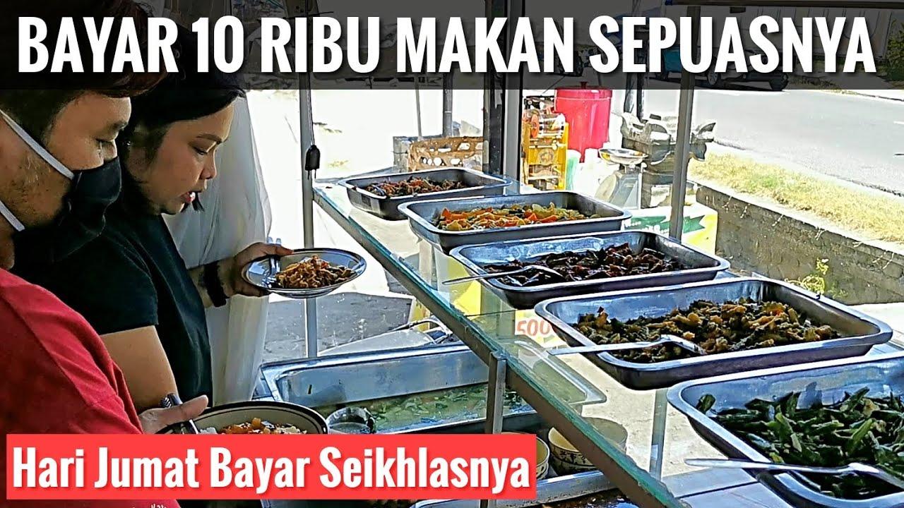 VIRAL! BAYAR 10 RIBU BISA MAKAN SEPUASNYA - All You Can Eat Buffets Under $ 1