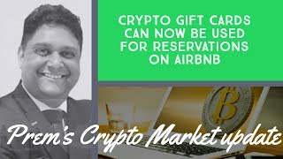 Gambar cover Crypto Gift Cards Can Now Be Used For Reservations on Airbnb