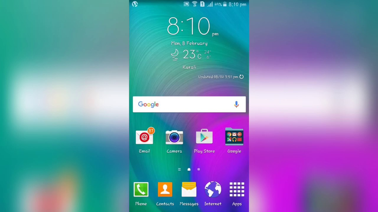 HOW TO DOWNLOAD AND INSTALL THEMES FOR ALL SAMSUNG PHONES by TECHOTECH HINDI