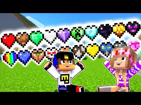 Майнкрафт но с Новыми Супер Жизнями ! Девушка НУБ И ПРО Видео Троллинг Minecraft