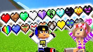 Майнкрафт но с Новыми Супер Жизнями Девушка НУБ И ПРО Видео Троллинг Minecraft