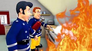 Feuerwehrmann Sam Deutsch Neue Folgen | Das Beste von Elvis und Sam 🚒Zeichentrick für Kinder