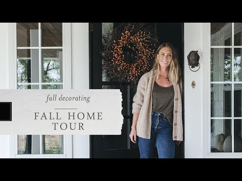Decorate for Fall With Me - Easy Fall Decorating Ideas