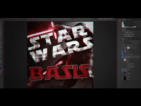 Speedart: Star Wars Basis Channel Design (Suggestion)