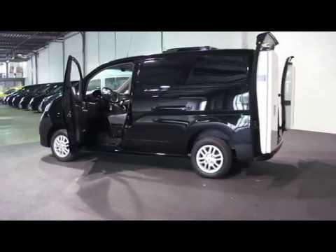Nissan NV200 1.5 DCI Fridge Koelwagen Dag Nacht Derks Bedrijfswagens