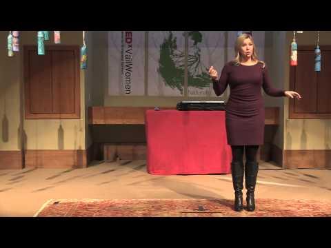 The joy of two wheels: Elysa Walk at TEDxVailWomen