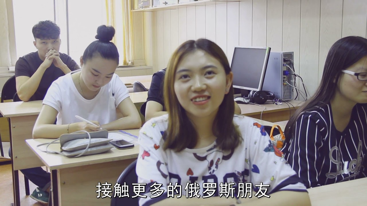 Chinese students tell about their university life
