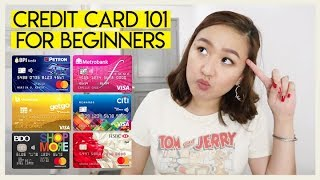 credit card 101 💳 for beginners (basics + pros \u0026 cons) | tita talks 🍵