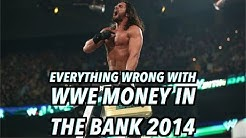 Episode #433: Everything Wrong With WWE Money In The Bank 2014