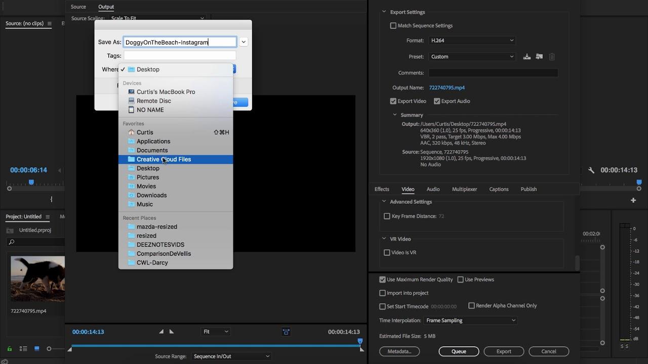 Adobe Premiere Google Drive