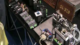 Exhibition of SmartCNCs in Thailand Industrial Fair 2010 #9