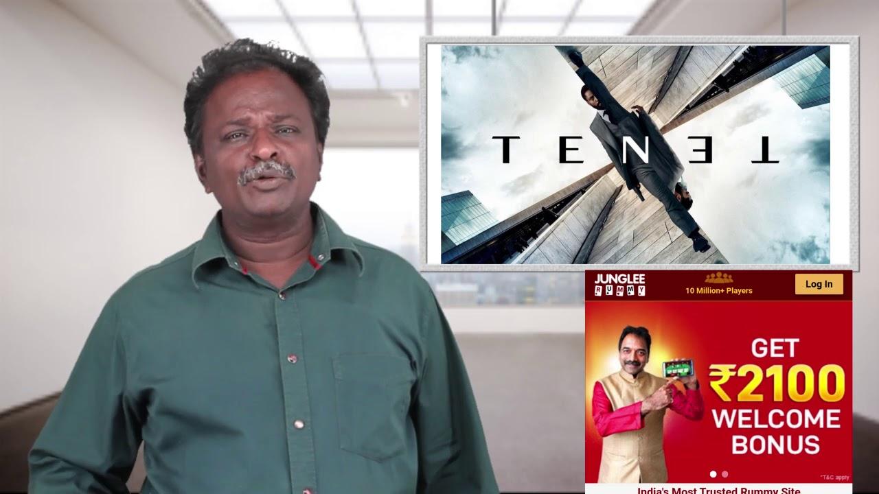 Download TENET Movie Review - Christopher Nolan - Tamil Talkies
