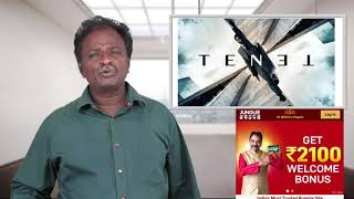 TENET Movie Review - Christopher Nolan - Tamil Talkies