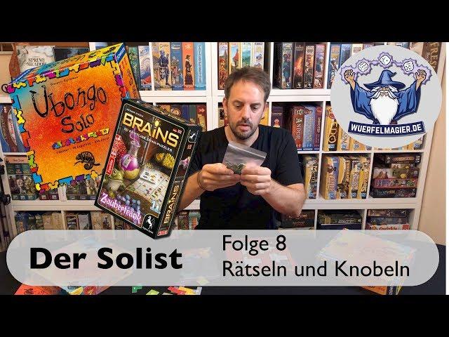 Der Solist - Folge 8: Rätseln und Knobeln